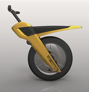 独轮摩托车