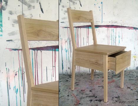 Lewis Taylor座椅设计