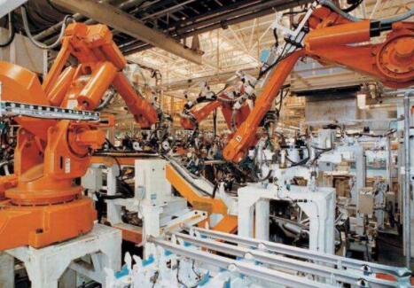 流水线实现空气锤锻造机械手 工业机械手需求