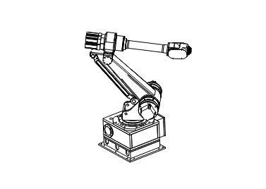 实现凸轮机械手换刀项目 工业机械手改造