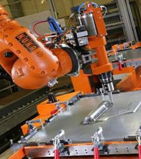 工业机械手自动化改造项目 果蔬分选机械手