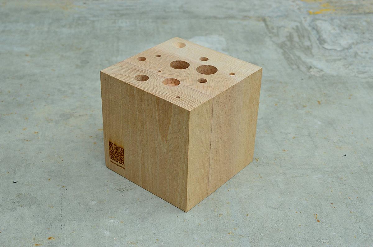 手工制作木艺吊灯设计