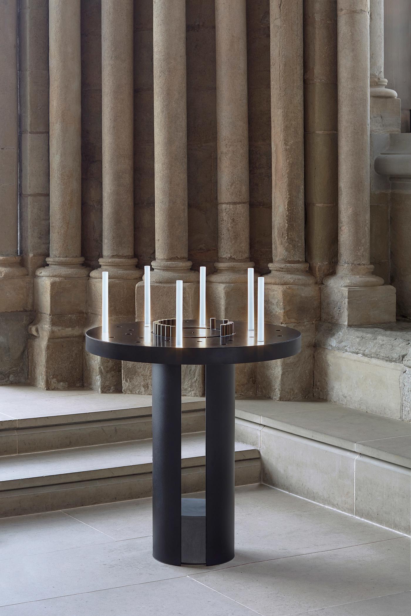 安全环保的Celeste电子蜡烛