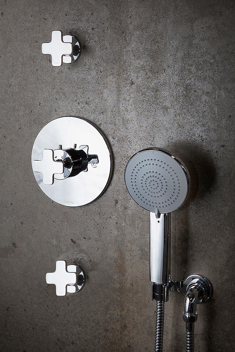 优雅的CIFIALTH400浴室水龙头配件设计