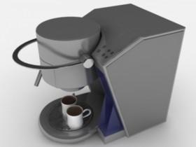 需要便携式咖啡机设计外观