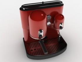 需要手动咖啡机外形设计