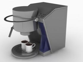 需要户外咖啡机设计外观
