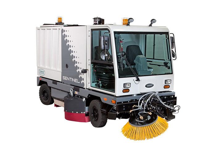 坦能清扫车636