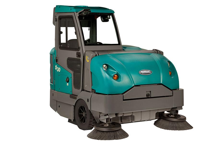 坦能洗地机S30驾驶式扫地机