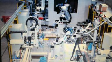 智能工厂建造,生产线